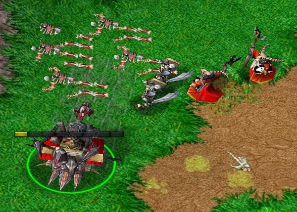 Resultado de imagen para warcraft 3 rts corpse