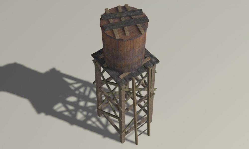 Resultado de imagen para water tank old
