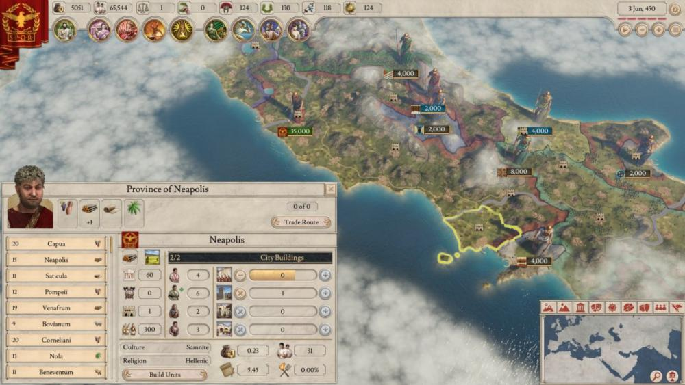 PdxCon 2018: Paradox reveals Imperator Rome, Age of Wonders ...