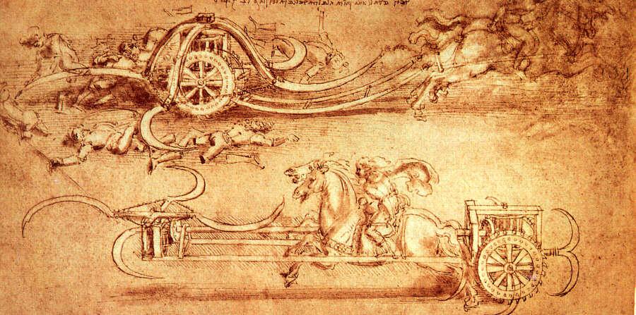 Resultado de imagen para scythed chariot evidence