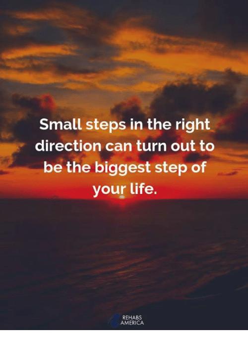 Resultado de imagen para Steps Together Are Still The Biggest Steps Right