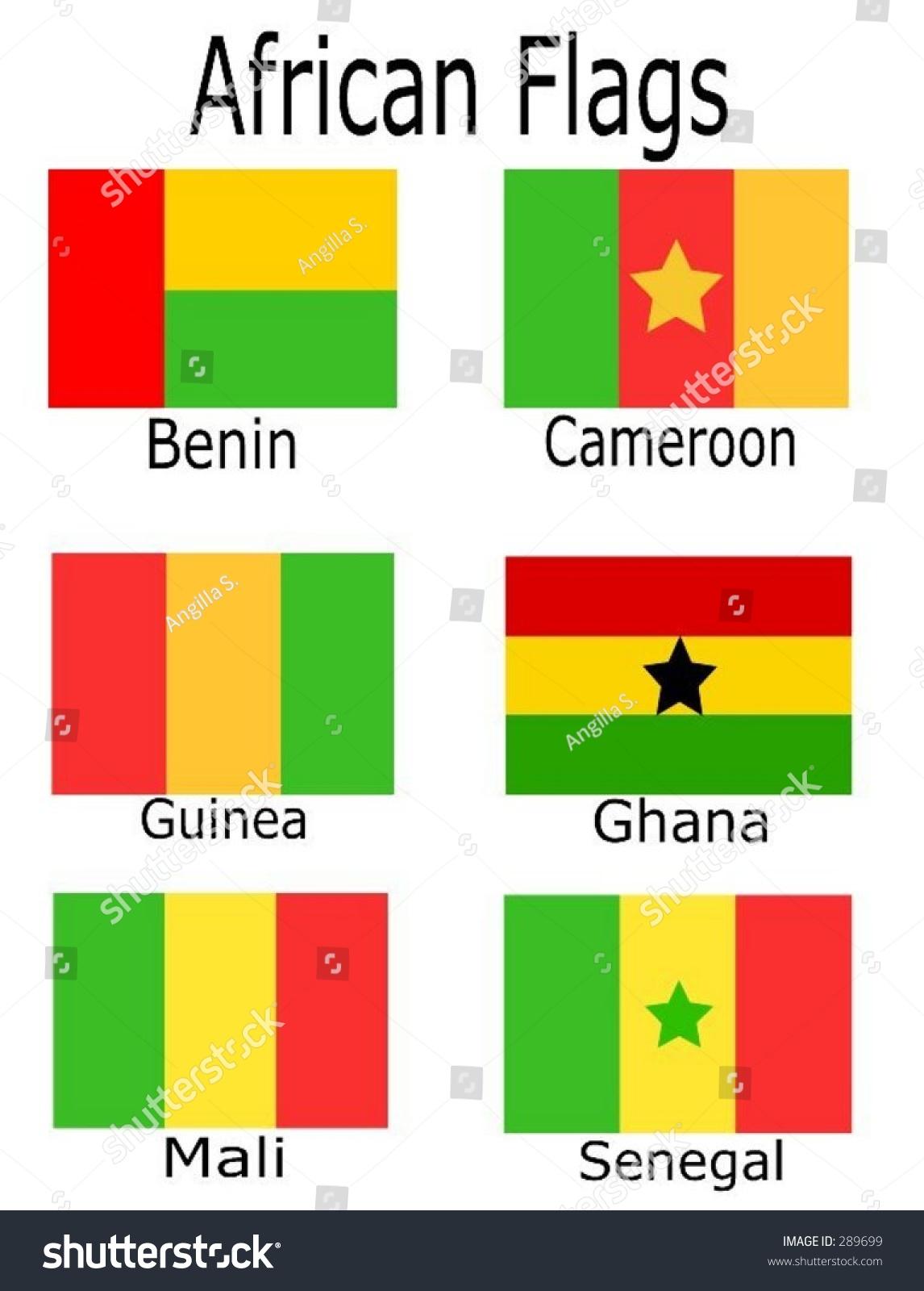 stock-vector-african-flags-benin-cameroon-guinea-ghana-mali-and-senegal-289699.jpg