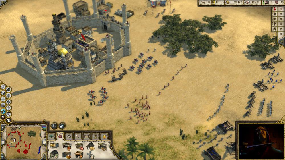 Resultado de imagen para stronghold crusader gui