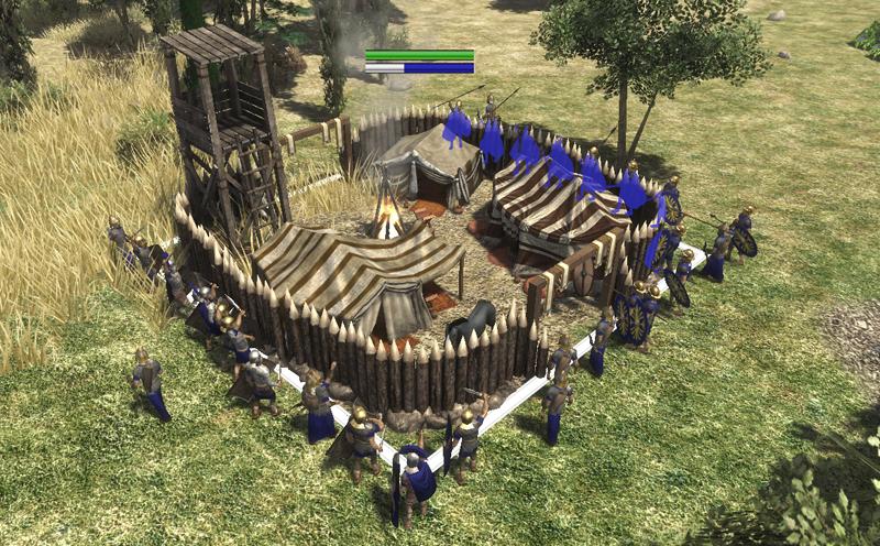 Resultado de imagen para Mercenary camp delenda est