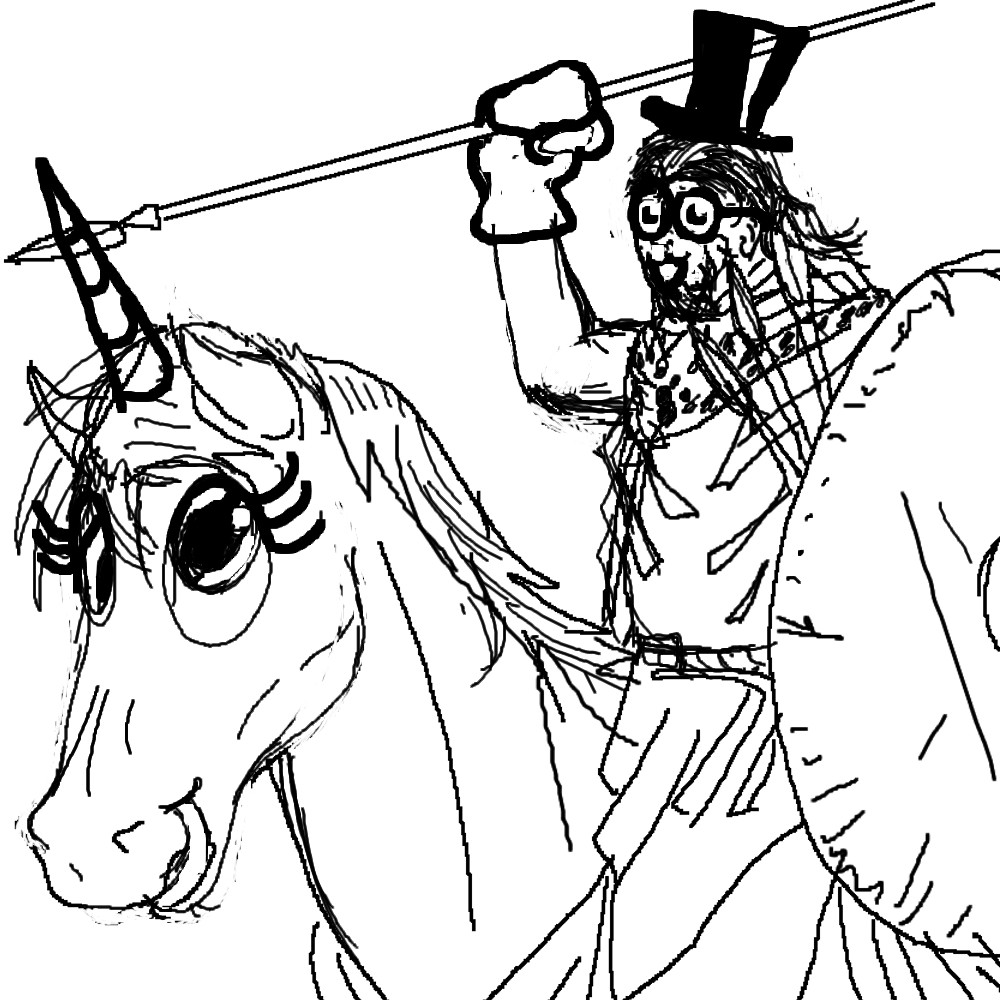real horse coloring pages - photo#18