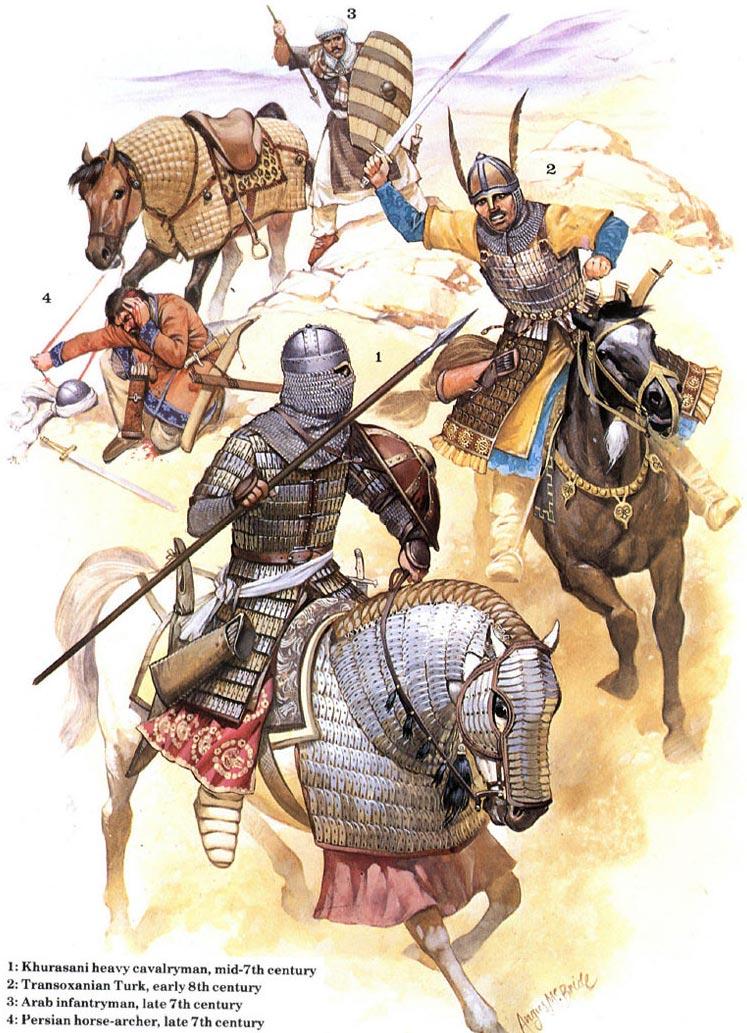 Civilization Proposal: Arabs/ Rashidun Caliphate/ Umayyads ...