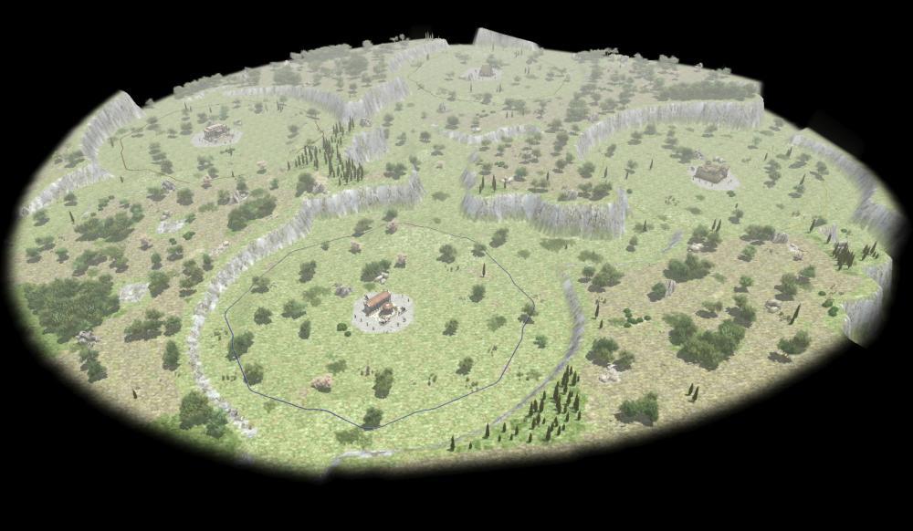Ambush térkép
