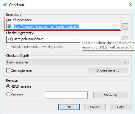 How-To download and checkout 0 A D  SVN on Windows - General
