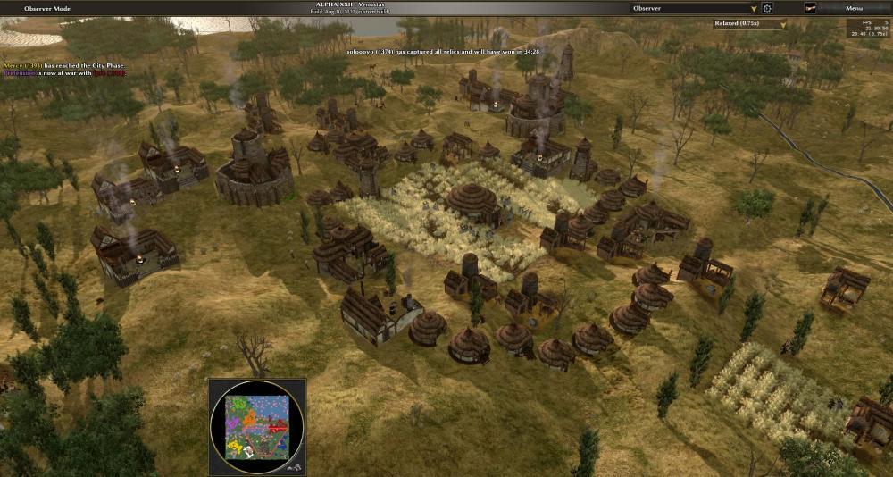 Achelao's Base