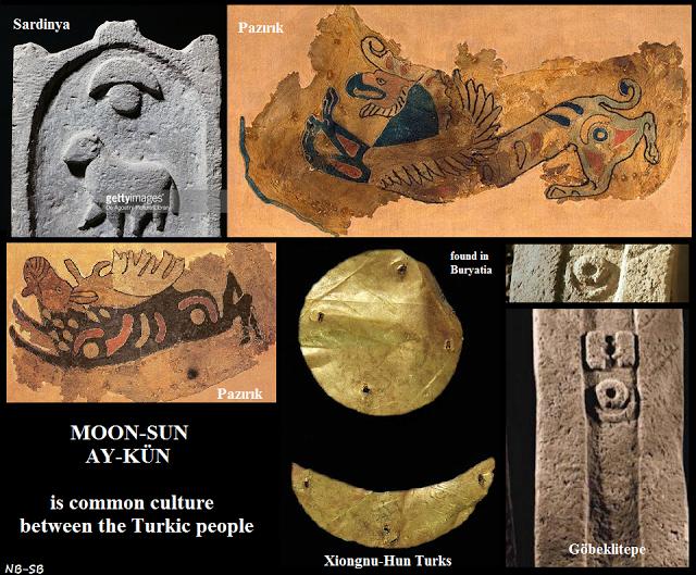 Resultado de imagen para xiongnu symbols