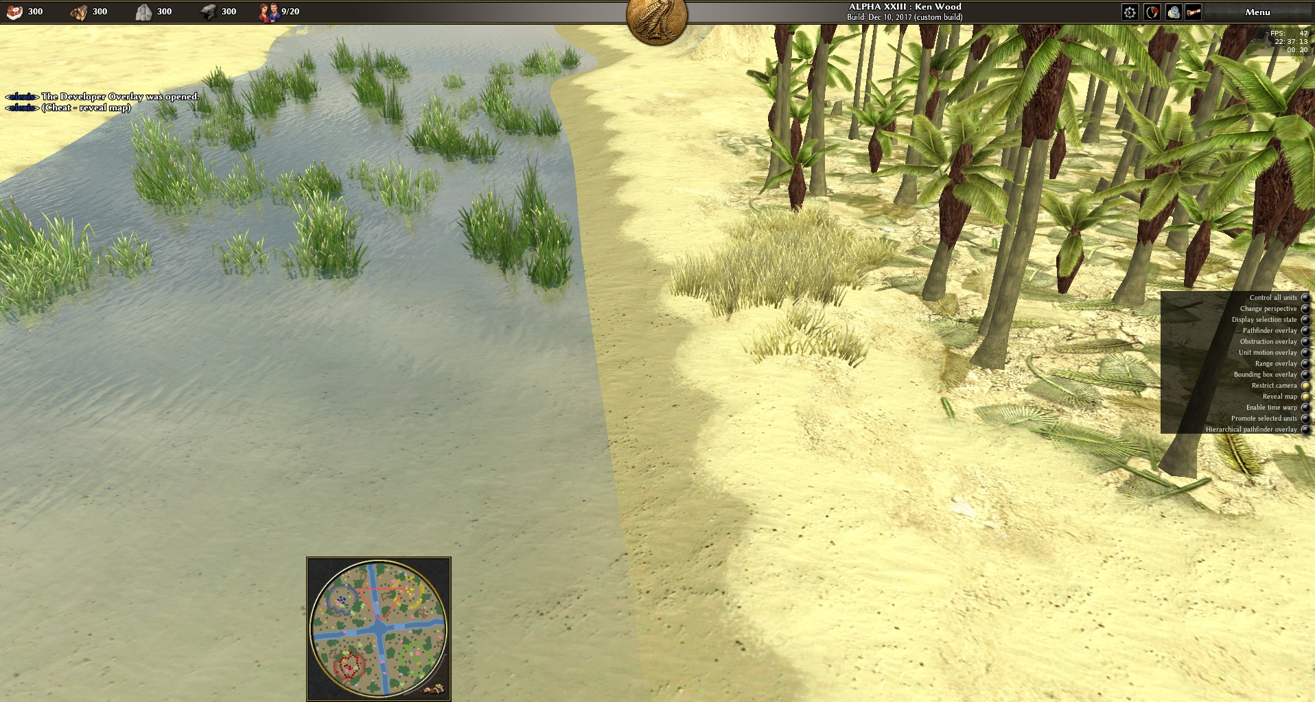 How to make a tiled map like the one used in Age of Empires