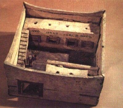 Flat Roofed Houses Ancient Egypt Iraq Kurdistan Erbil Old