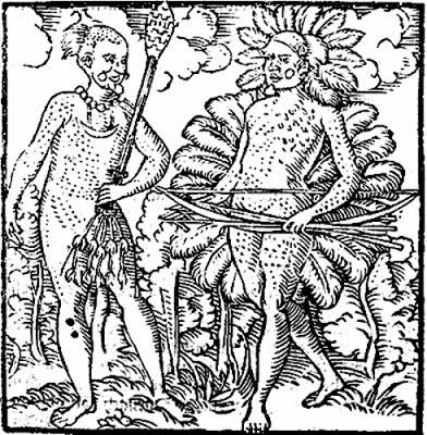 indígenas litoral paulista caciques tupinambás adornados século XVI.jpg