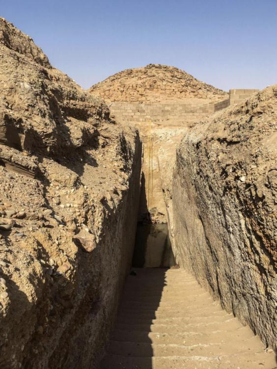 Nuri 15 pyramid of Nastasen Kushite King Kingdom of Kush Nubia Sudan.jpg
