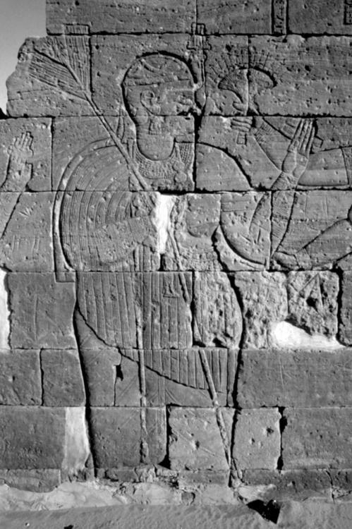 Queen Amanitore Kingdom of Kush Kushite relief.jpg