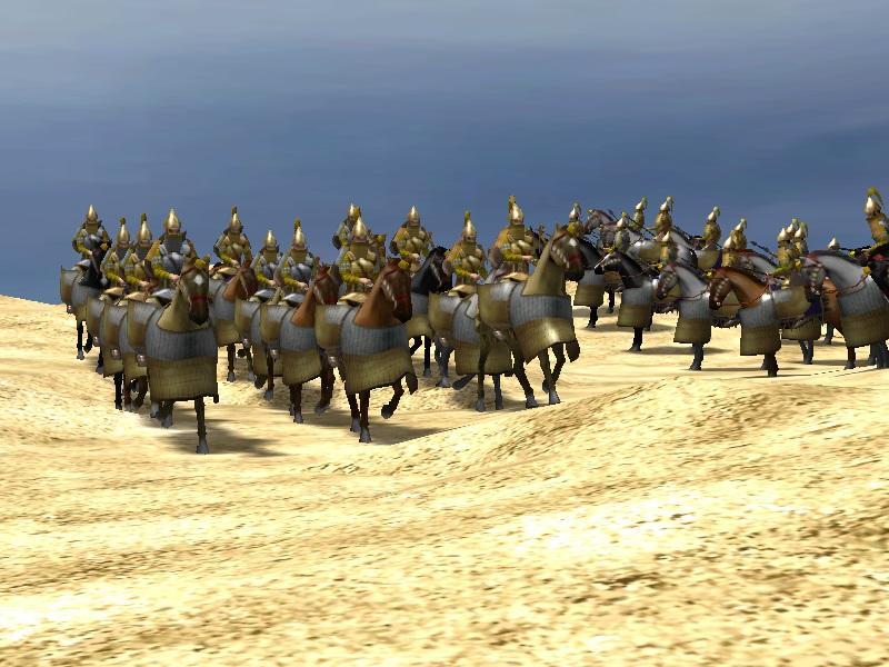 Bactrian Horse Archers