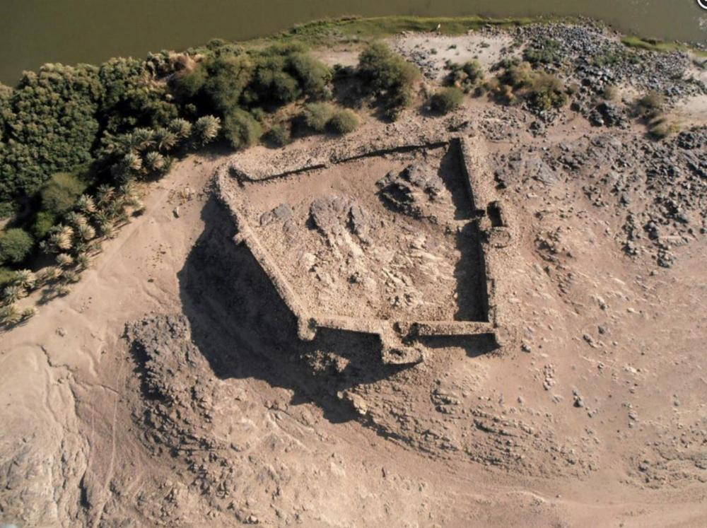 4th to 6th century Nubian fort fortification 1.jpg