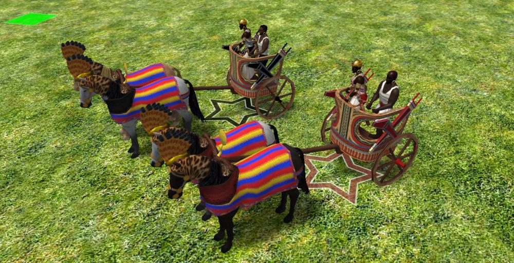 Kingdom of Kush Kushite chariot Amanirenas 0AD RTS.jpg
