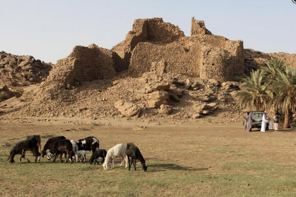 4th to 6th century Nubian fort fortification Sudan Africa history architecture medieval 2.jpg