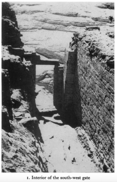 Qasr Ibrim Ruins Lower Nubia Southern Egypt Nubian 1.jpg