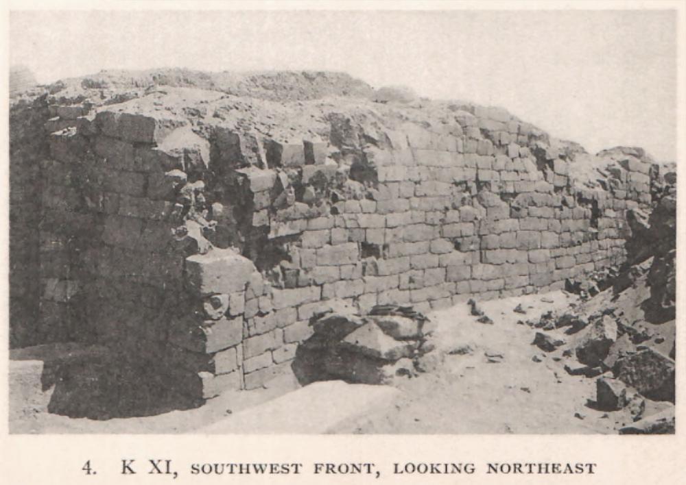 Kerma Temple XI Eastern Cemetery Kingdom of Kush Kushite.jpg