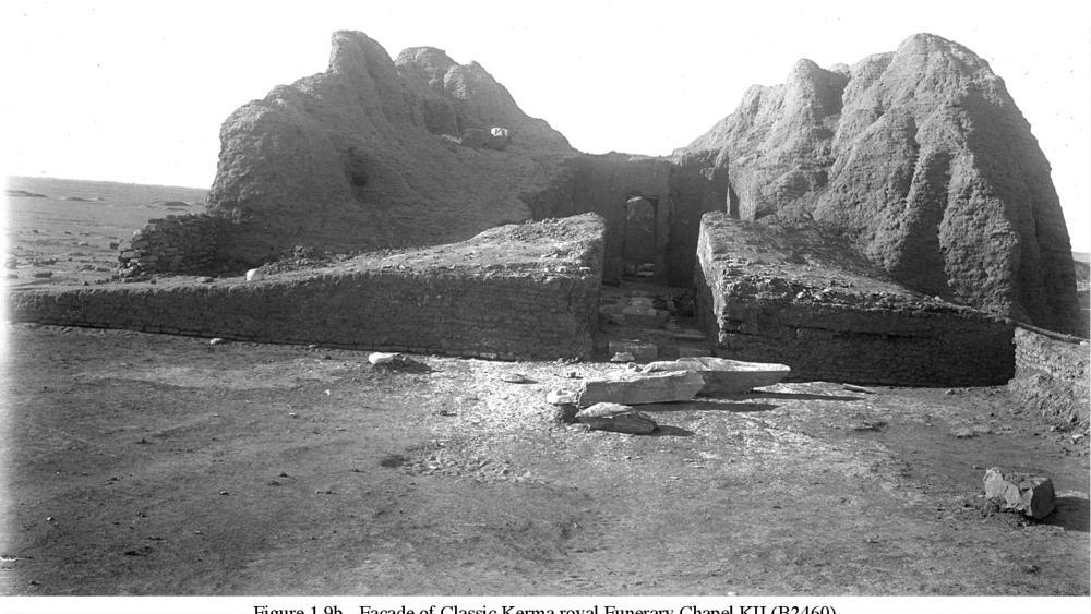 Kerma cemetery Chapel K II Kingdom of Kush Kushite.jpg