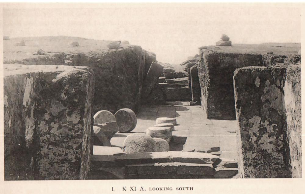 Kerma Temple K XI Chapel Kingdom of Kush Kushite.jpg