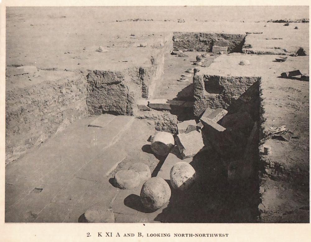 Kerma Temple K XI Chapel Kingdom of Kush Kushite e.jpg