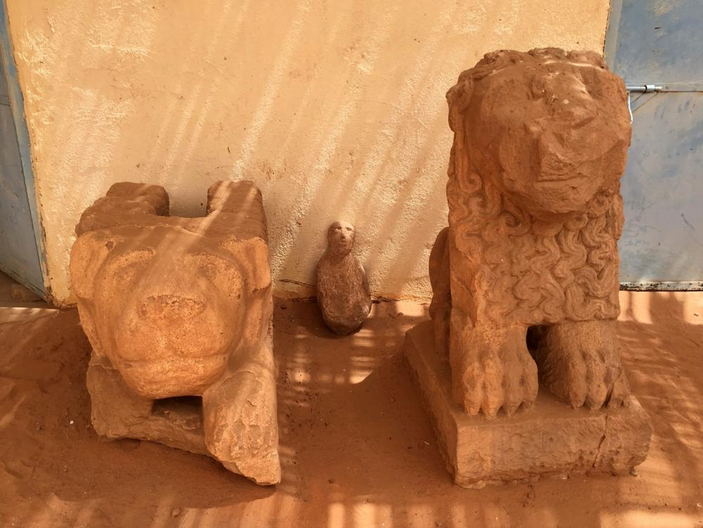 Naqa stone lions Kingdom of Kush Kushite naga-project-sudan-36.jpg
