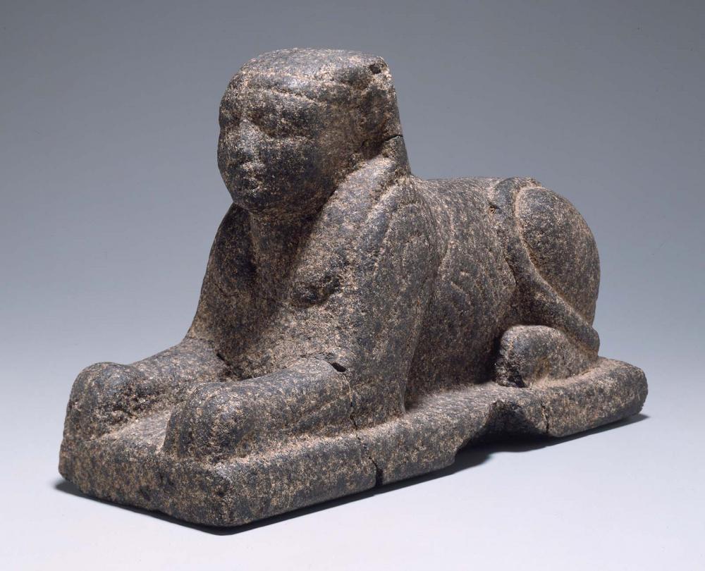 Kingdom of Kush Kushite Nubia Meroitic period sphinx gebel barkal temple of amun napata.jpg