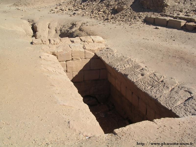 Vaulted chamber el kurru Kingdom of Kush Kushite Nubia architecture history.jpg