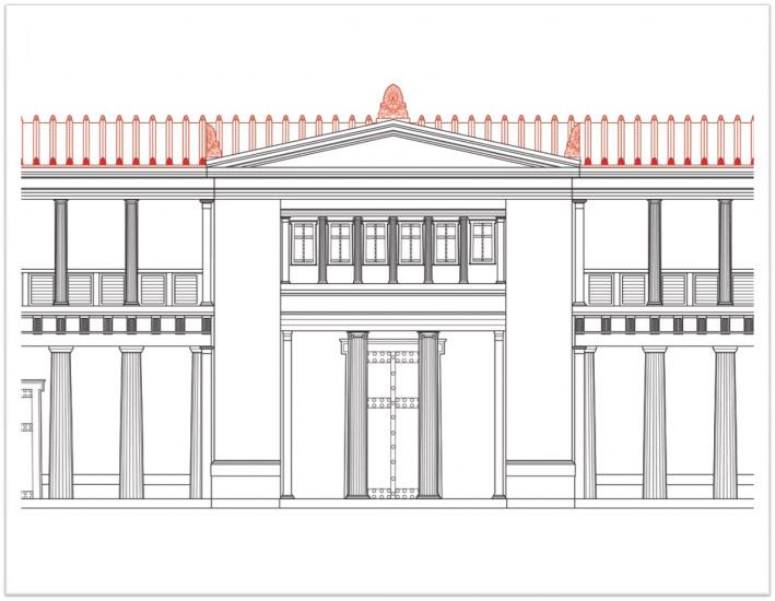 Aigai Macedonian palace sxedio propylo anaktorou copy.jpg